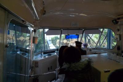 犬山モノレール線 車内からの展望