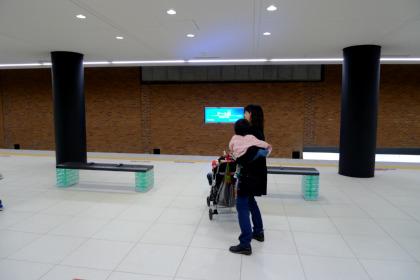 阪神なんば線 ドーム前駅